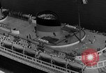 Image of Normandie maiden voyage New York City USA, 1935, second 9 stock footage video 65675043309