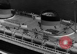 Image of Normandie maiden voyage New York City USA, 1935, second 10 stock footage video 65675043309
