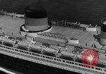 Image of Normandie maiden voyage New York City USA, 1935, second 12 stock footage video 65675043309