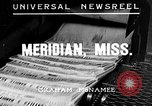 Image of Fred and Al Key Meridian Mississippi USA, 1935, second 1 stock footage video 65675043311