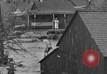 Image of flooded city Colorado Springs Colorado USA, 1935, second 8 stock footage video 65675043314
