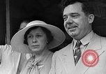 Image of man and woman Baton Rouge Louisiana USA, 1935, second 8 stock footage video 65675043316