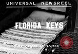 Image of Hurricane Florida Keys United States USA, 1935, second 1 stock footage video 65675043317