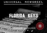 Image of Hurricane Florida Keys United States USA, 1935, second 2 stock footage video 65675043317