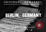 Image of German soldiers Berlin Germany, 1935, second 2 stock footage video 65675043318