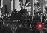 Image of Franklin D Roosevelt San Diego California USA, 1935, second 9 stock footage video 65675043321
