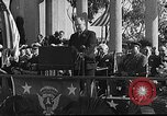 Image of Franklin D Roosevelt San Diego California USA, 1935, second 10 stock footage video 65675043321