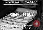 Image of Benito Mussolini Rome Italy, 1935, second 1 stock footage video 65675043325