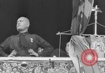 Image of Benito Mussolini Rome Italy, 1935, second 3 stock footage video 65675043325