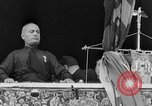 Image of Benito Mussolini Rome Italy, 1935, second 4 stock footage video 65675043325