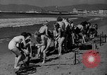 Image of Home made diving suit Venice Beach Los Angeles California USA, 1935, second 8 stock footage video 65675043334