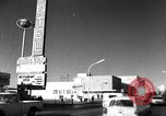 Image of motel explosion Las Vegas Nevada USA, 1967, second 7 stock footage video 65675043338