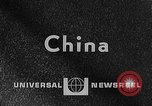 Image of Red Chinese Fishermen Taiwan Strait, 1967, second 1 stock footage video 65675043341