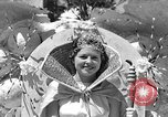 Image of Fete parade Saint Helena California USA, 1935, second 1 stock footage video 65675043347