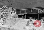 Image of Fete parade Saint Helena California USA, 1935, second 7 stock footage video 65675043347