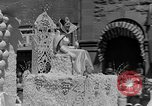 Image of Fete parade Saint Helena California USA, 1935, second 11 stock footage video 65675043347