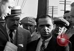 Image of workers end shipyard strike Camden New Jersey USA, 1935, second 7 stock footage video 65675043348