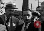 Image of workers end shipyard strike Camden New Jersey USA, 1935, second 9 stock footage video 65675043348