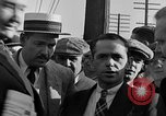 Image of workers end shipyard strike Camden New Jersey USA, 1935, second 11 stock footage video 65675043348