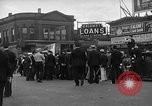 Image of Demonstrators arrested Chicago Illinois USA, 1935, second 2 stock footage video 65675043349