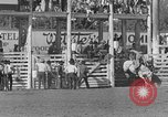 Image of Rodeo show Ellensburg Washington USA, 1935, second 4 stock footage video 65675043350