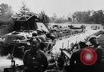 Image of German Tank Panzer Division France, 1940, second 5 stock footage video 65675043354