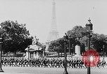 Image of 1939 Bastille Day parade in Paris Paris France, 1940, second 1 stock footage video 65675043356