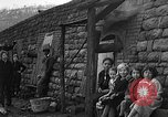 Image of Depression cave homes Uniontown Pennsylvania USA, 1935, second 9 stock footage video 65675043368