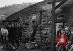Image of Depression cave homes Uniontown Pennsylvania USA, 1935, second 12 stock footage video 65675043368