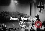 Image of New German Army Bonn Germany, 1955, second 6 stock footage video 65675043379
