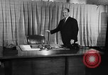 Image of Adlai Stevenson Chicago Illinois USA, 1955, second 5 stock footage video 65675043380