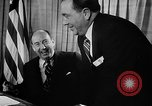 Image of Adlai Stevenson Chicago Illinois USA, 1955, second 12 stock footage video 65675043380
