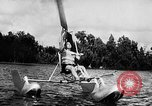 Image of Hydro-Glider Cypress Garden Florida USA, 1955, second 8 stock footage video 65675043381