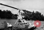 Image of Hydro-Glider Cypress Garden Florida USA, 1955, second 9 stock footage video 65675043381