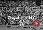 Image of Football match Chapel Hill North Carolina USA, 1955, second 3 stock footage video 65675043382