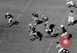Image of Football match Chapel Hill North Carolina USA, 1955, second 7 stock footage video 65675043382