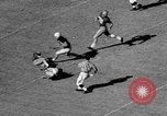 Image of Football match Chapel Hill North Carolina USA, 1955, second 12 stock footage video 65675043382