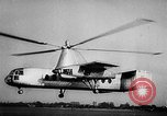 Image of Rotodyne Airliner United Kingdom, 1957, second 12 stock footage video 65675043386