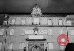 Image of Pope Pius XII Castel Gandolfo Italy, 1957, second 4 stock footage video 65675043387