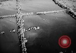 Image of fish farming Dutch Guiana, 1957, second 5 stock footage video 65675043389