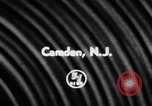 Image of Handicap horse race Camden New Jersey USA, 1957, second 4 stock footage video 65675043390
