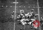 Image of Football match Ohio United States USA, 1957, second 6 stock footage video 65675043391