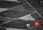 Image of Football match Ohio United States USA, 1957, second 11 stock footage video 65675043391