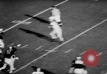 Image of Football match West Point New York USA, 1957, second 8 stock footage video 65675043392
