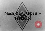 Image of Hitler Youth Poland, 1940, second 2 stock footage video 65675043396