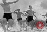 Image of Hitler Youth at beach Poland, 1940, second 5 stock footage video 65675043398