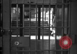 Image of Prisoners in prison with fine landscaping United States USA, 1940, second 3 stock footage video 65675043403