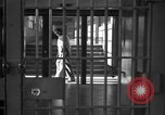 Image of Prisoners in prison with fine landscaping United States USA, 1940, second 6 stock footage video 65675043403