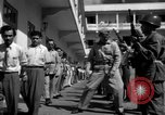 Image of Nationalist sympathizers rounded up San Juan Puerto Rico, 1950, second 10 stock footage video 65675043411
