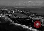 Image of Aerial view of San Juan Puerto Rico, 1950, second 11 stock footage video 65675043414